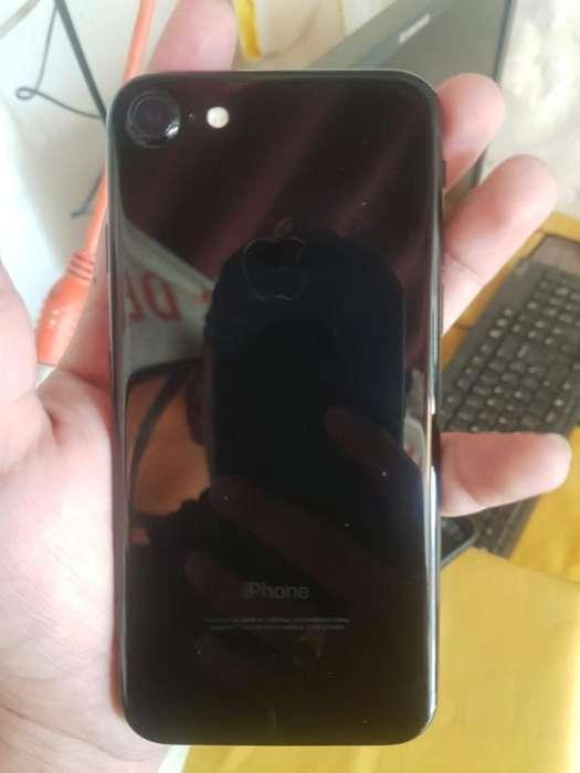 Vendo Mi iPhone 7 Black de 128 Gb