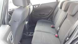 Ford Fiesta SES 1.6 cc Automático