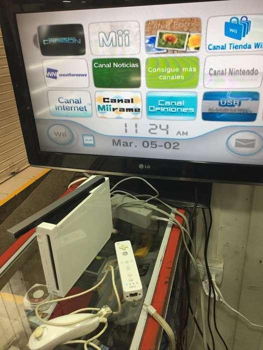 Nintendo Wii Programado