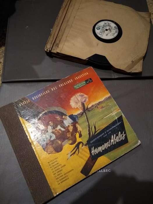 Colección de Discos Musicales