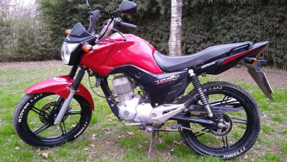 Honda New Titan