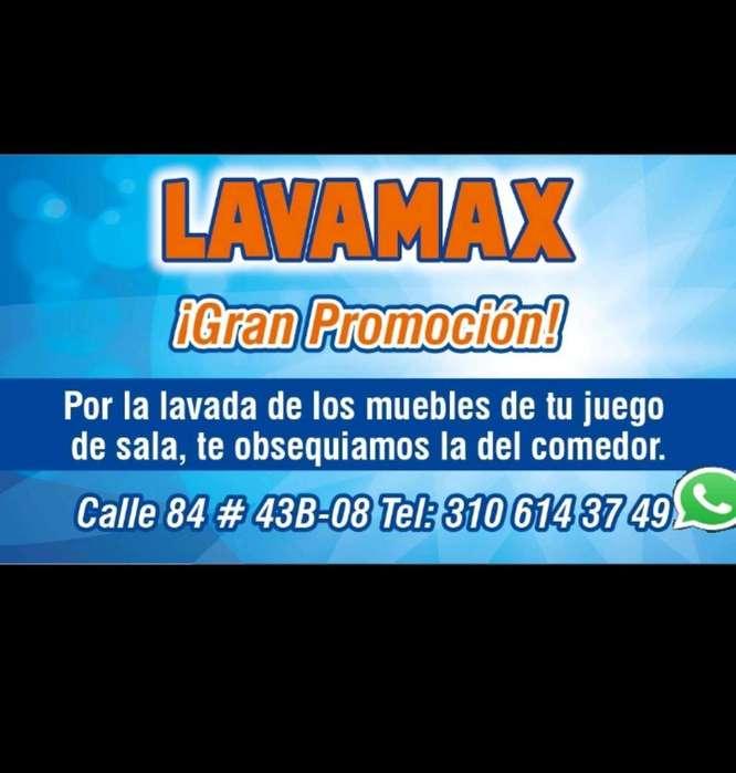 Lavamax (gran Promocion )