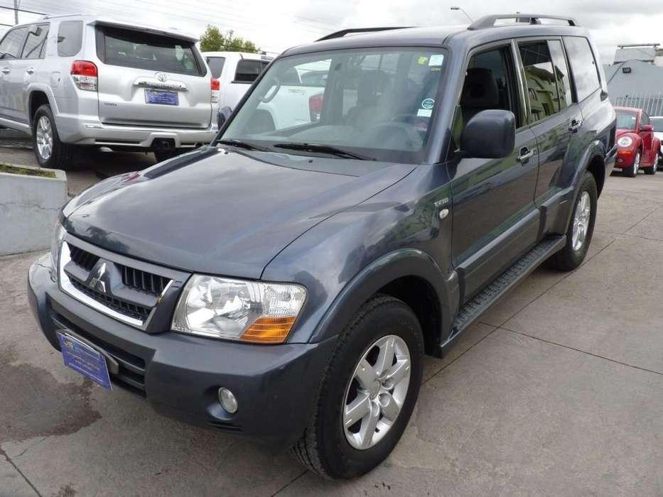 Mitsubishi Montero 2006 - 206400 km