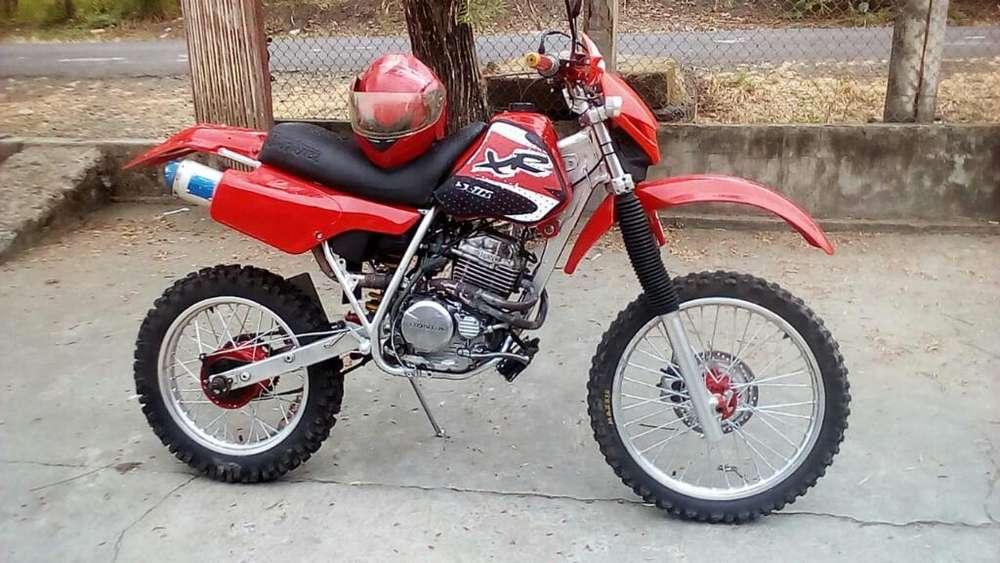 Se Te Vende Xr 250 1992 Al Dia 2.800