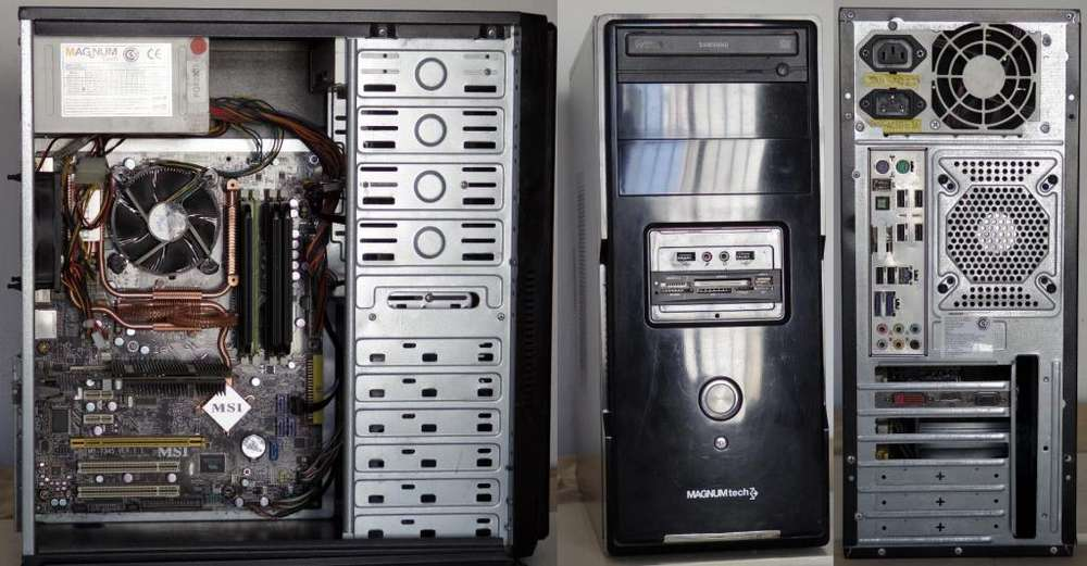 Vendo CPU Xeon E5450 Quad Core 3Ghz