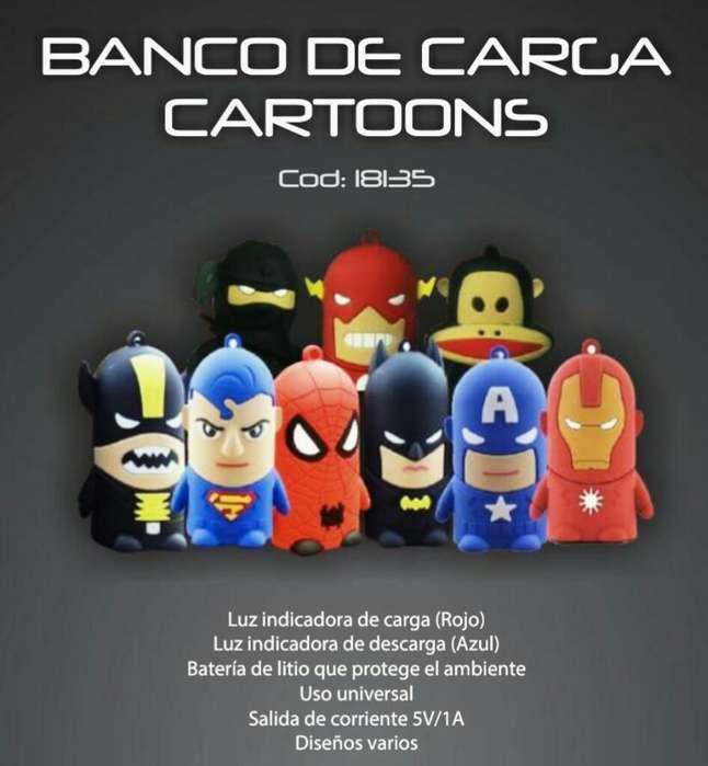 Banco de Carga Bateria Portátil
