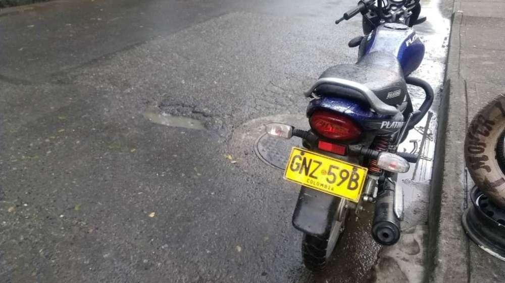 Bajaj Platino 100cc