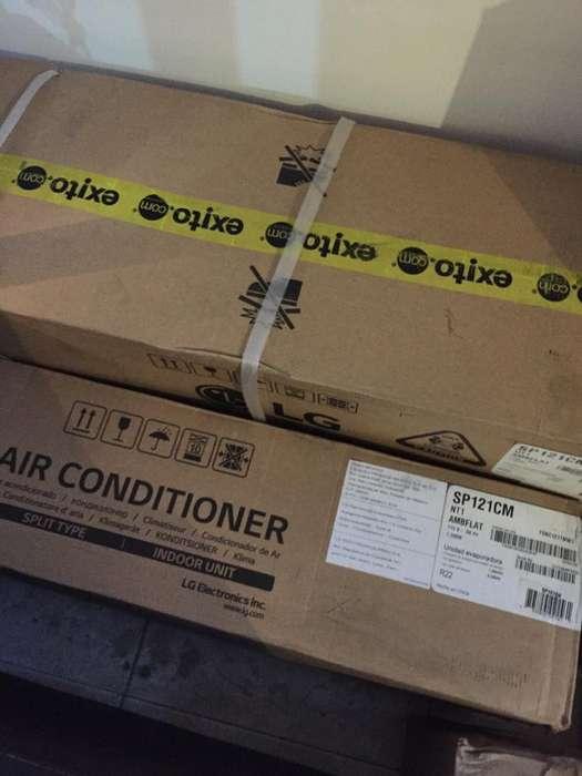 Aire Acondicionado Lg Nt121cm Ambflat