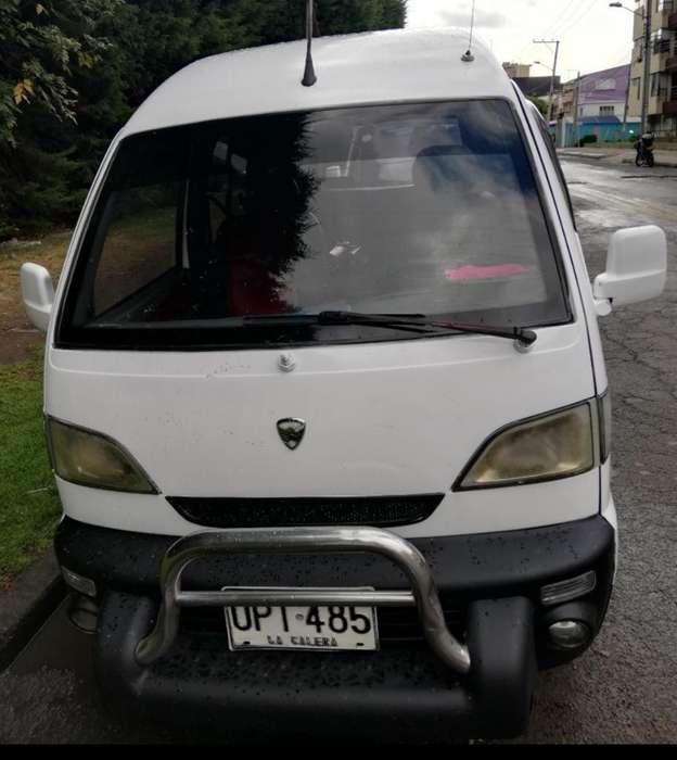 Chana Otros Modelos 2008 - 159789 km