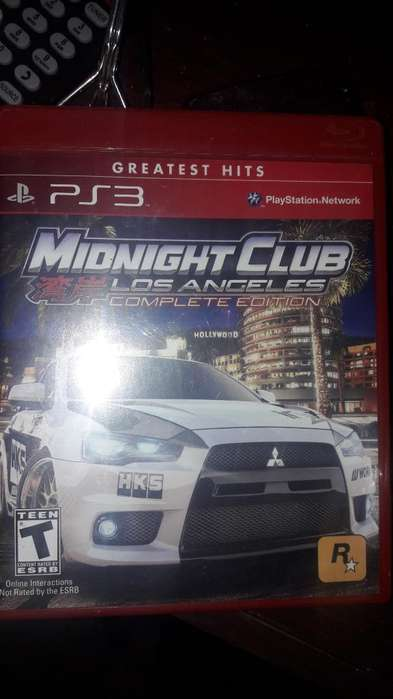 Midnight Club Ps3