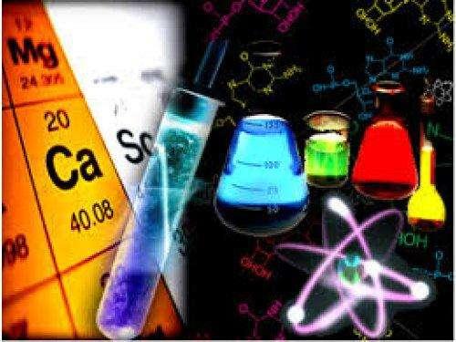 Clases particulares de química.