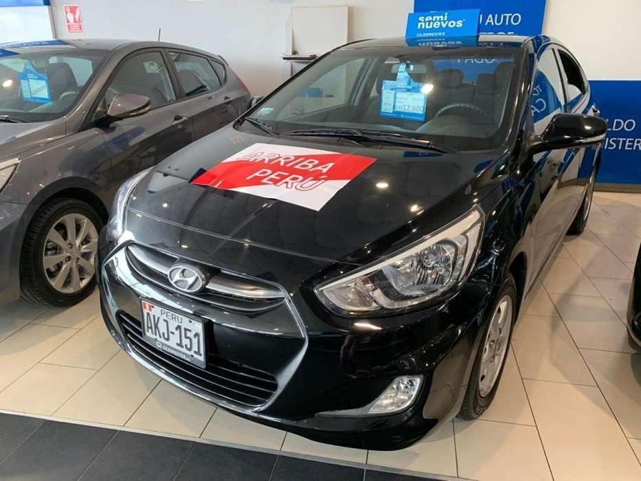 Hyundai Accent 2015 - 44000 km