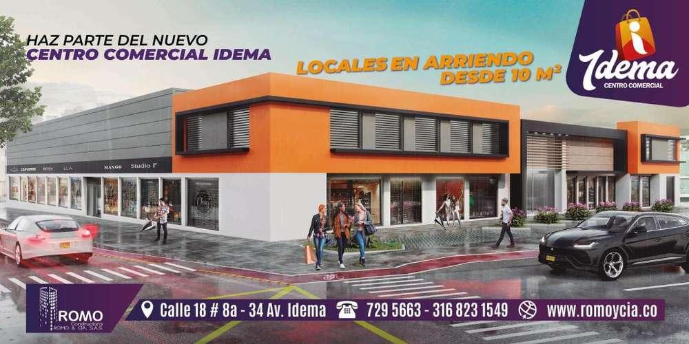Centro comercial Idema