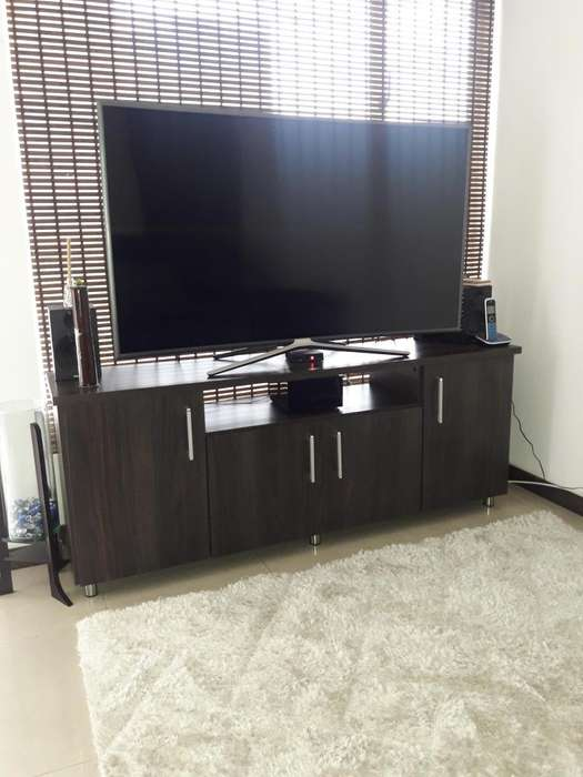 <strong>televisor</strong> Samsung Smart Tv 55 Pulgadas 4K UHD Curvo, Bluetooth, Wifi