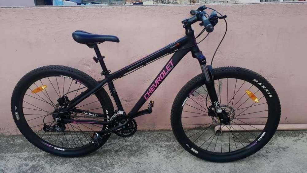 Bicicleta - Shimanu Altus Chevrolet