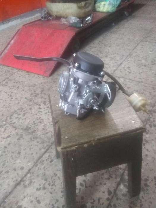 Carburador de Ns 200
