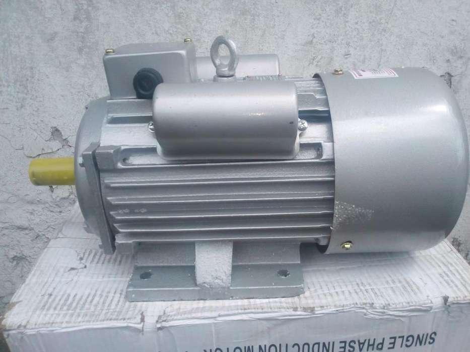 Vendo Motores Monofasicos de 1 a 5 Hp