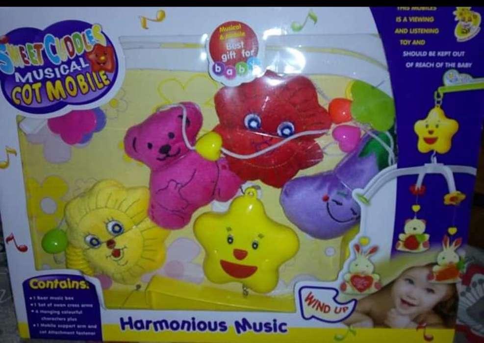 Juego Musical de Bebé
