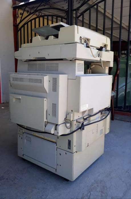 Fotocopiadora industrial savin 3545