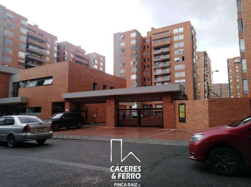 Apartamento En Arriendo En Bogota La Colina Campestre Cod. ABCYF21311