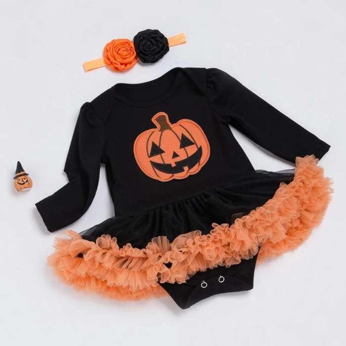 Hermoso Disfraz de Halloween, 9 A12meses