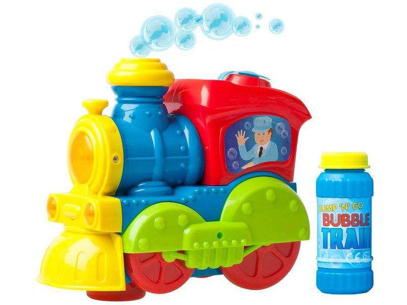 Tren Burbujero Con Movimiento