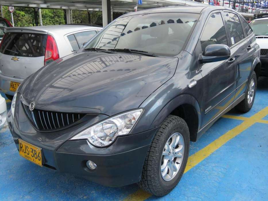 Ssangyong Actyon 2011 - 89400 km