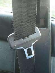 Vendemos, reparamos e instalamos Cinturones de seguridad