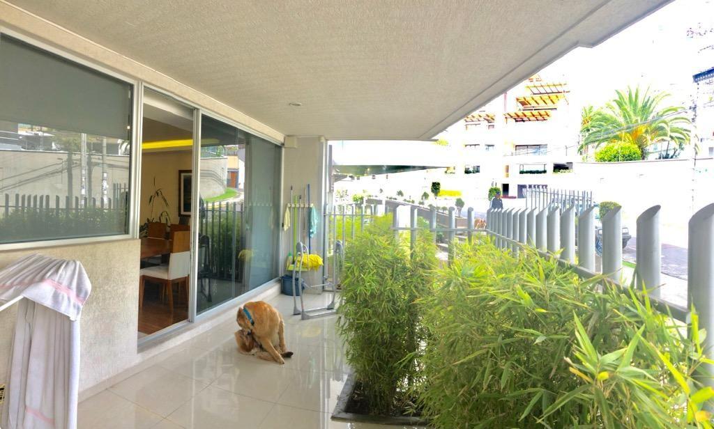 Departamento con Patio Quito Tennis