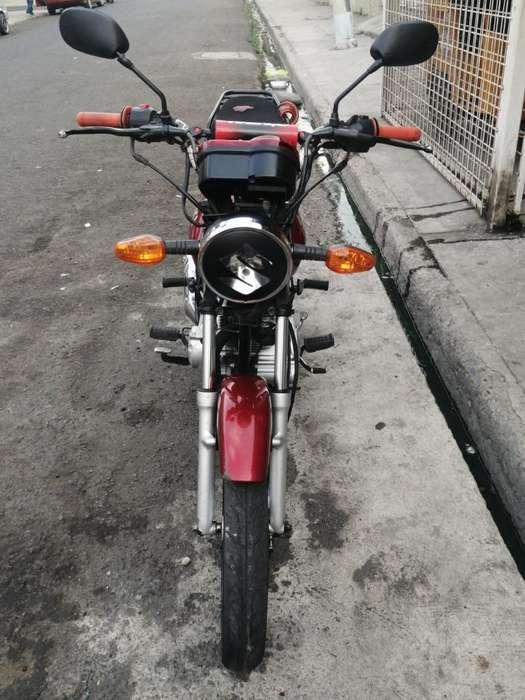 Venta de Moto Suzuki Ax4