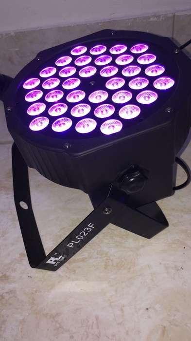 Par Led Pl023f Pro Light