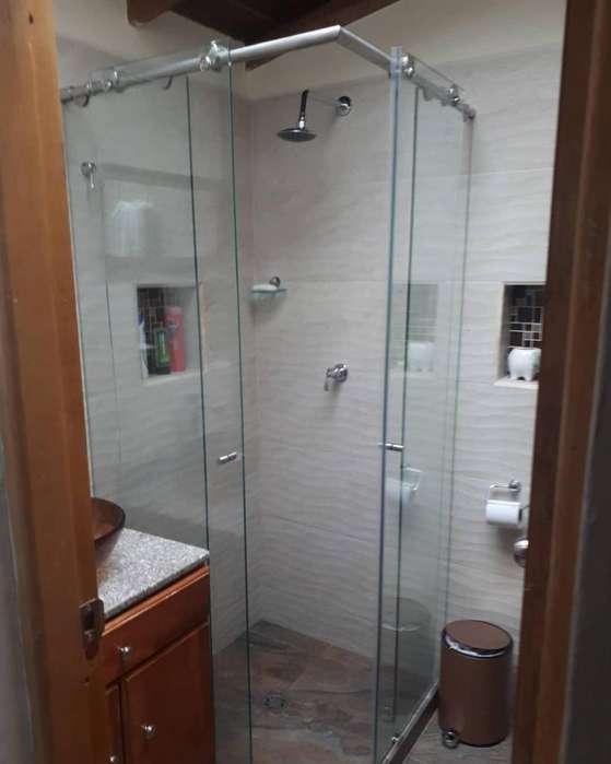 Cabinas para baño
