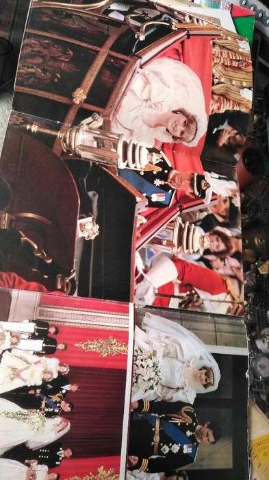 Revista Usa de La Boda De.la Prince Dian