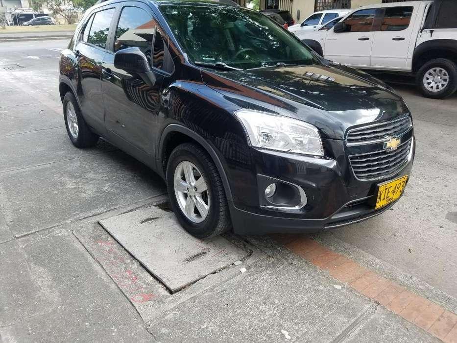 Chevrolet Tracker 2013 - 93000 km