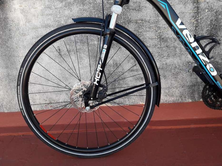 Guardabarros de bicicleta rod 28-29