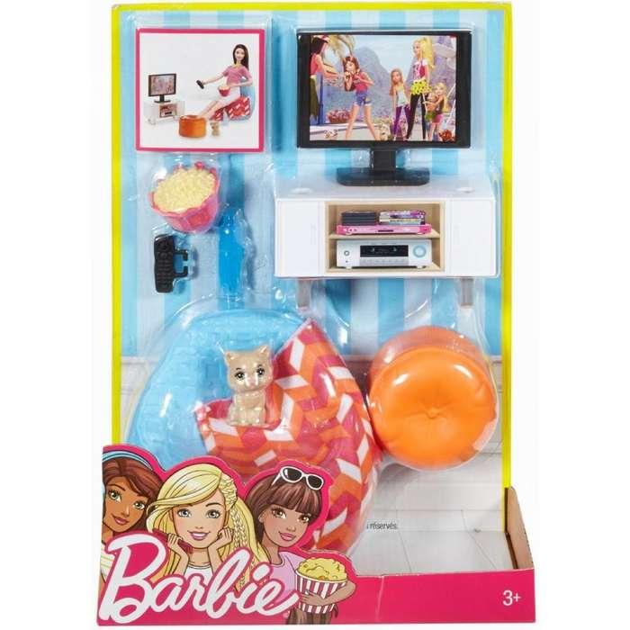 Barbie Muebles Y Accesorios Mattel Play sets
