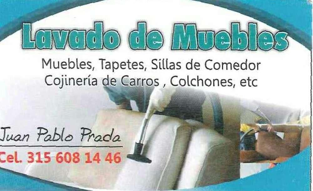 Lavamos Tus Muebles
