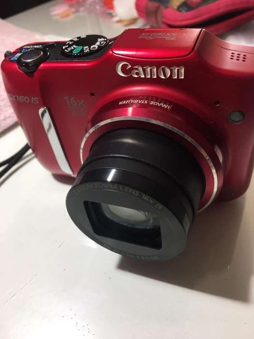 Camara Canon Powershot