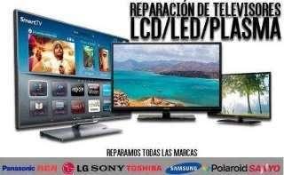 REPARACION DE TELEVISORES PLASMAS - LCD -LED -4K - SMART TV A DOMICILIO EN IBAGUÉ