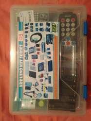 Combo Arduino, modulo WIFI esp8266  y muchos mas accesorios.
