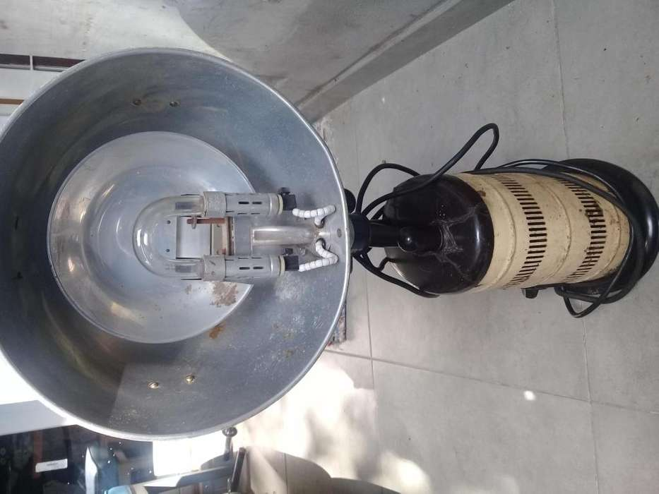 Lámpara De Cuarzo Colgante De Sol Sr 300 Original Hanau Lám