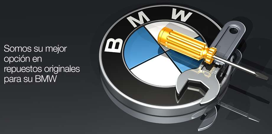 Repuestos <strong>bmw</strong>