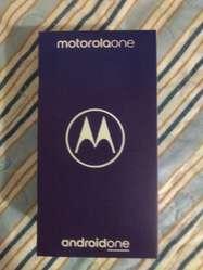 Motorola One 2019 Nuevo Oferta
