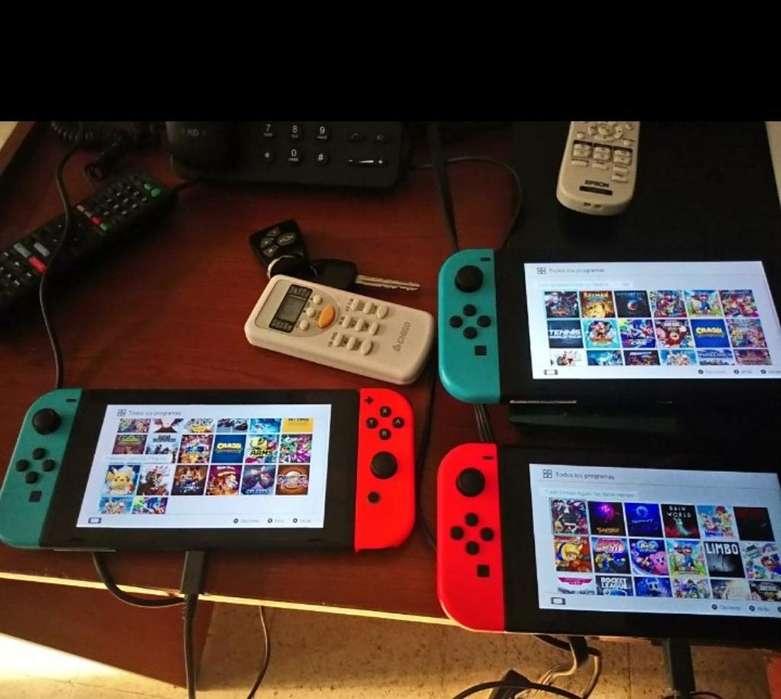 Hack Nintendo Switch 8.1.0 con Juegos