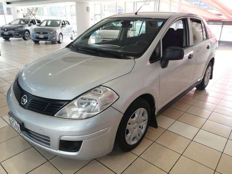 Nissan Tiida 2013 - 73325 km