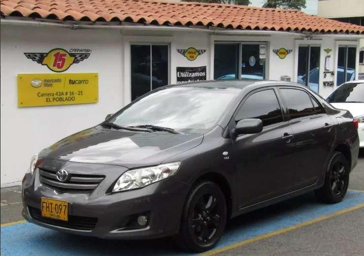 Toyota Corolla 2009 - 95000 km