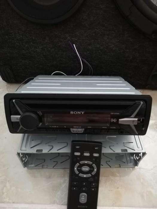 Vendo Car Audio, Rdio Usb Sony Control M