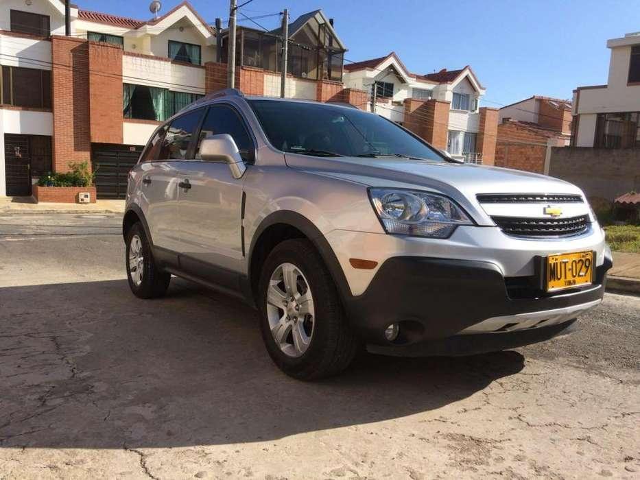 Chevrolet Captiva 2014 - 56264 km