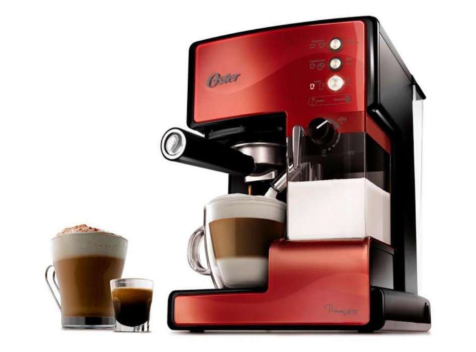 <strong>cafetera</strong> Prima Latte Oster