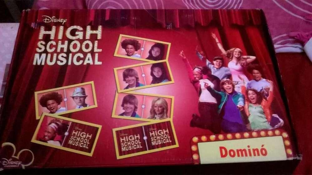 Vendo Dominó tematico de High School Musical